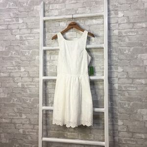 Lilly Pulitzer Sandrine Dress Resort White Size 6